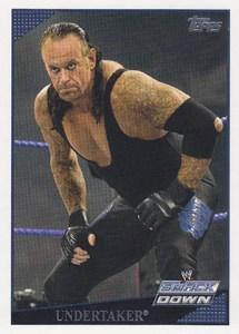 2009 Topps WWE Base Undertaker
