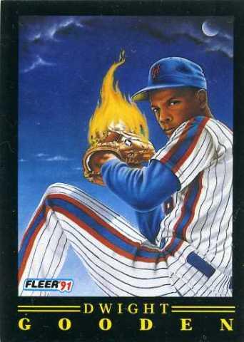 1991 Fleer Baseball Pro-Visions Gallery, Checklist