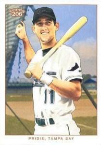 2002 Topps 206 Baseball 426 Jason Pridie