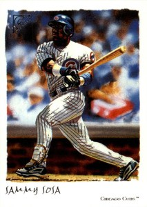 2002 Topps Gallery Baseball 67 Sammy Sosa