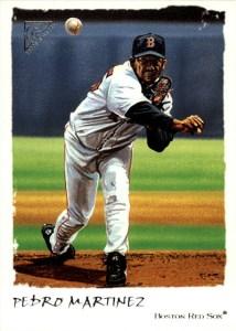 2002 Topps Gallery Baseball 76 Pedro Martinez