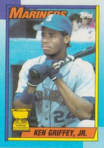 Topps All-Star Rookie Team - 1990 Topps Ken Griffey Jr.