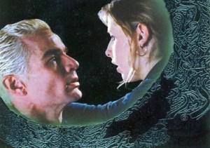 2002 Inkworks Buffy the Vampire Slayer Love Bites Back