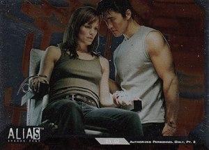 2006-Inkworks-Alias-Season-4-Base
