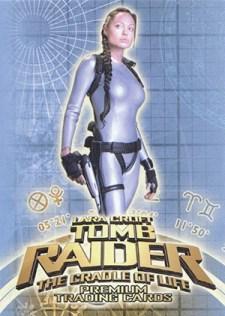 2003 Inkworks Tomb Raider Cradle of Life Case Loader