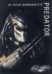 2004 Inkworks Alien vs Predator Box Loader
