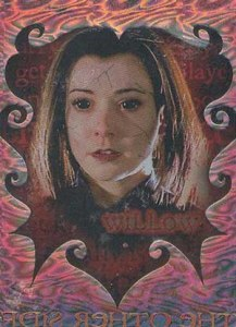 2004 Inkworks Buffy the Vampire Slayer Big Bads The Other Side
