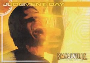 2004 Inkworks Smallville Season 3 Box Loader