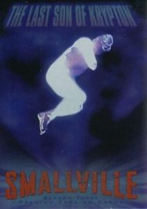 2004 Inkworks Smallville Season 3 Case Loader