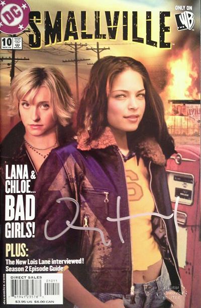 2004 Inkworks Smallville Season 3 Comic