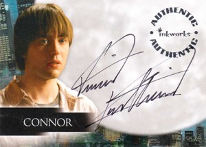 2004 Inworks Angel Season 5 Autographs Vincent Kartheiser