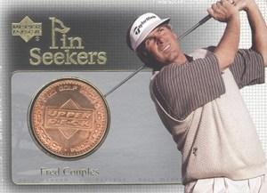 2004 Upper Deck Golf Pin Seekers