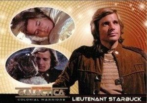 2006 Rittenhouse Battlestar Galactica Colonial Warriors Base