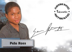 2003 Inkworks Smallville Season 2 Autograph