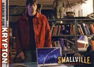 2003 Inkworks Smallville Season 2 Box Loader