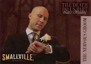 2003 Inkworks Smallville Season 2 Till Death Do Us Part