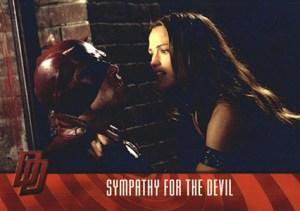 2003 Topps Daredevil Base