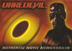 2003 Topps Daredevil Memorabilia