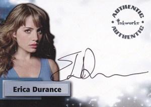 2005 Inkworks Smallville Season 4 Autographs Erica Durance