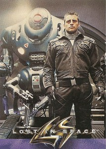 1998 Inkworks Lost in Space Movie Promo MP1
