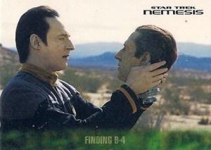 2002 Rittenhouse Star Trek Nemesis Base