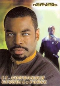 2002 Rittenhouse Star Trek Nemesis Casting Call