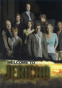 2007 Inkworks Jericho Season 1 Case Loader