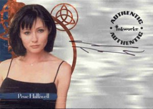 A1 Shannon Doherty as Prue Halliwell