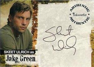 A1 Skeet Ulrich as Jake Green