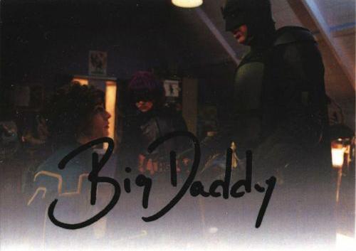 2010 Dynamic Forces Kick Ass Big Daddy Autograph