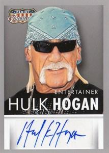 2015 Panini Americana Autographs Hulk Hogan
