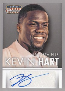 2015 Panini Americana Autographs Kevin Hart