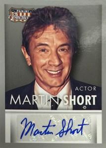 2015 Panini Americana Autographs Martin Short
