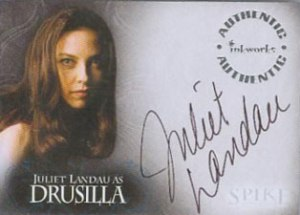 A2 Juliet Landau as Drusilla