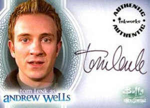 BTVS MOS A7 Tom Lenk as Andrew Wells