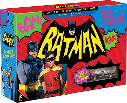 Batman Complete Series Blu-ray box set