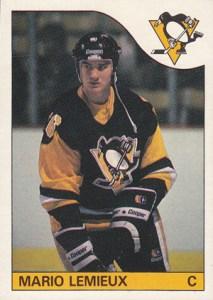 1985-86 O-Pee-Chee Hockey Mario Lemieux