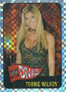 2006 Topps WWE Heritage Chrome X-Fractor
