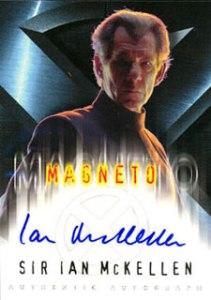 Sir Ian McKellen as Magneto