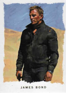 James Bond Heroes and Villains Art and Images Expansion