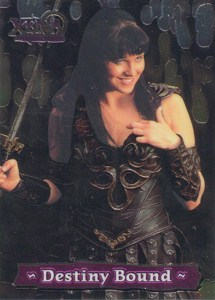 1999 Xena Series 3 Destiny Bound