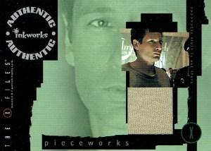 2001 Inkworks Seasons 6 and 7 Pieceworks PW1
