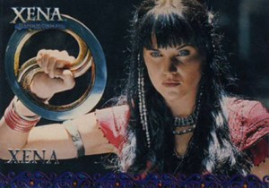 2001 Xena Seasons 4 and 5 UK Preview