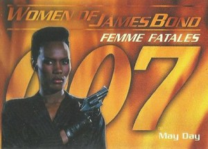 2003 James Bond Women of Bond In Motion Femmes Fatales