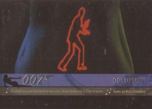 2004 Quotable James Bond Quoatble Theme Songs