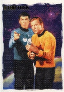 2005 Star Trek Art and Images Promo Card