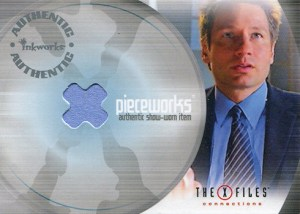2005 X-Files Connections Pieceworks PW-2