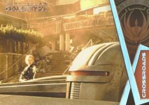2006 Battlestar Galactica Season 1 Crossroads