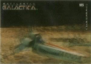2006 Battlestar Galactica Season 1 In Motion