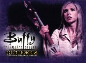 2006 Buffy Memories Promo B-i